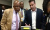 NEC XON's biometrics demonstrations draw ministerial interest at ID4Africa