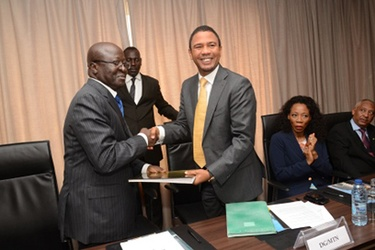 MTN Cameroon transfers WACS landing station to state