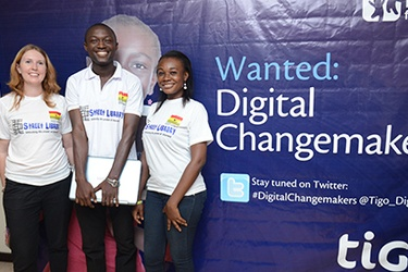 2015 Tigo Digital Changemakers launched