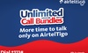 AirtelTigo launches new Unlimited Call Bundles to make life even simpler