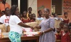 AirtelTigo showers love on Adaklu Salvation Army and Tupaa MA Basic schools