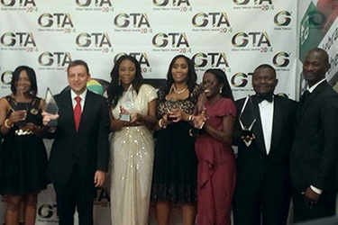 Vodafone wins an unprecedented 7 awards at Ghana Telecom Awards