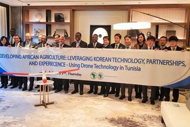 South Korea ready to partner with Africa on technology