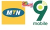 MTN, 9mobile suspends sale of new sim cards in Nigeria