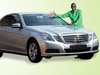 M-Pesa promo offers Mercedes prize
