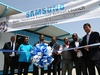 Orange Farm welcomes Samsung Solar Powered Internet School
