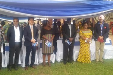 Samsung Electronics launches first Solar Powered Internet School in Ghana
