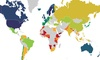Africa brings up the rear in web index