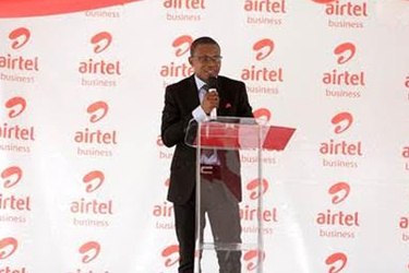 Richard Adiase, Acting Head of Airtel Business