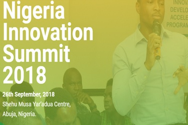 Nigeria Innovation Summit 2018 Theme, Date announced