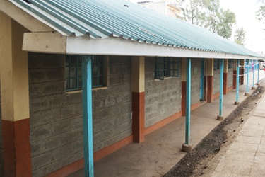 Safaricom Foundation hands over facilities worth KES4.5m to schools