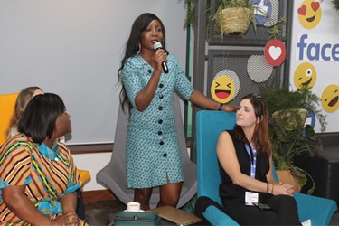 Facebook connects with developers and top Kenyan female tech influencers