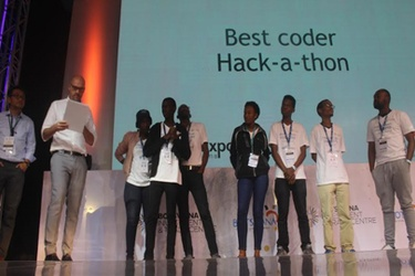 Hackathon makes grand entry at Global expo 2019