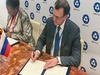 Russia, Uganda sign intergovernmental agreement on nuclear energy cooperation