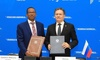 Russia, Ethiopia sign cooperation agreement on peaceful uses of atomic energy