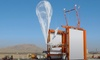 Internet balloons solution to Mozambique's unreachable