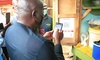 Ghana's VP campaigns to promote country's new QR Code payment system