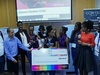 SA Digital Natives win top prize at first Women Hackers Unite Hackathon