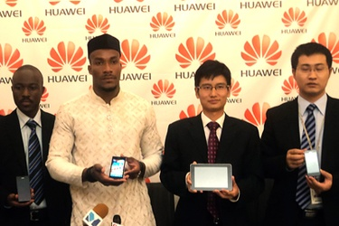 Huawei brings new devices to Ghana