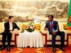 Zambian president witnesses MoU signing with Huawei