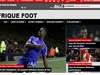 RFI launches African soccer website