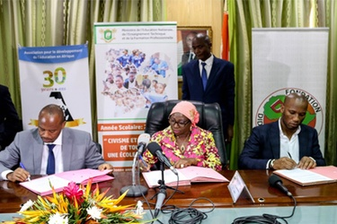 MoU signed on digital literacy promotion in Africa