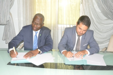 Mauritania and EllaLink sign agreement to deliver connectivity on the EllaLink Submarine Cable