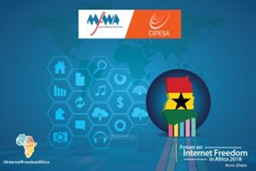 Accra to host the biggest Forum on Internet Freedom in Africa (FIFAfrica) event