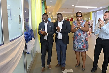 Tigo Relocates its Customer Experience Centre to the Oxford Street Mall in Osu