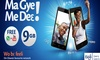 Tigo outdoors entry level smartphones with free WhatsApp and YouTube for customers