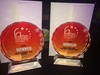 Vodafone sweeps awards in two separate events