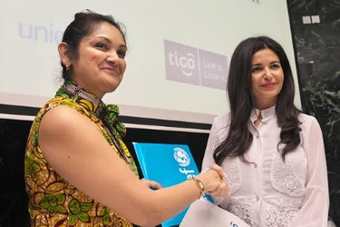 How Tigo, UNICEF and Births and Deaths Registry partnered to pioneer automated birth registration