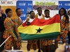 US Embassy congratulates Ghana robotics team for winning 2019 Robofest World Championship