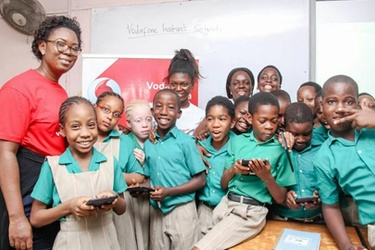 Vodafone Foundation empowers students through digital education