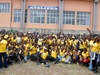 21 Days of Y'ello Care: MTN employees engage for the youth