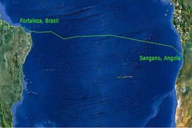 Construction commences on Angola Cables' South Atlantic Cable System (SACS) by NEC