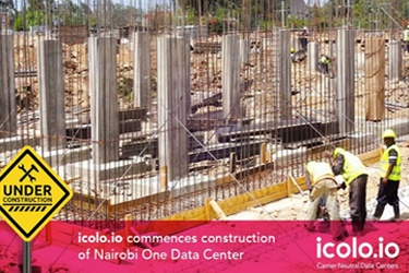 icolo.io commences construction of Nairobi Data Center