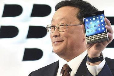 BlackBerry makes $137m from software, technology licensing in 3 months