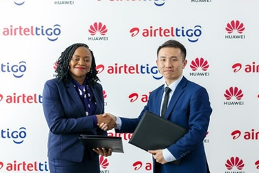 AirtelTigo partners Huawei on US$30M network modernization project