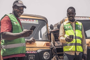 Gozem launches mobile-enabled auto-rickshaw service in Lomé and Cotonou