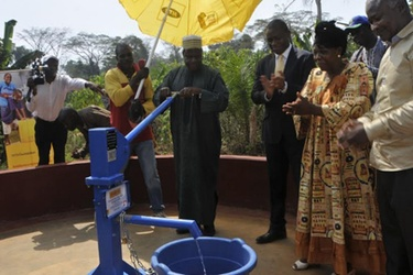 MTN joins international community in favour of access to potable water