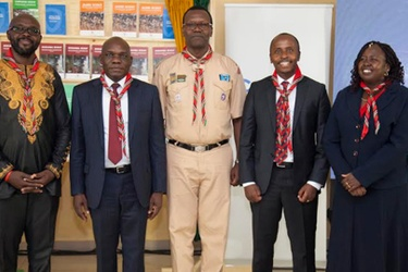 Google, Kenya Scouts Association collaborate to encourage internet safety