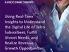 Mobile customer data new source of telco growth potential: CMO Council report