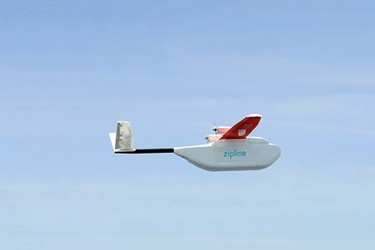 Ghana's Parliament postpones $12m service deal for drone delivery of medical supplies