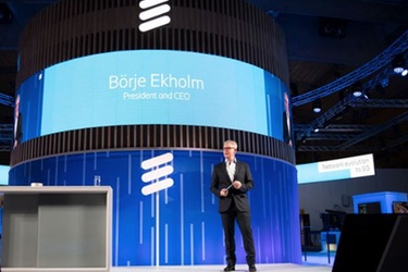 Börje Ekholm: Ericsson to switch on 5G globally in 2019