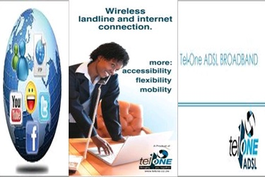 TelOne extends ADSL services