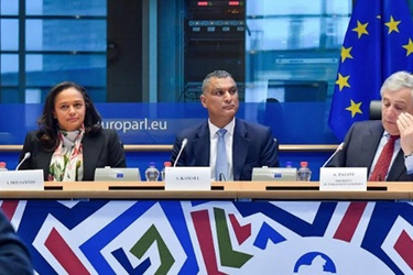 "Isabel dos Santos tells European Parliament: ""Africa has to become digital"""