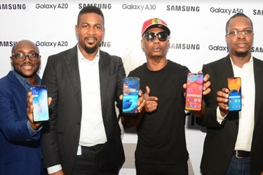 Samsung Announces the All New Galaxy A Series