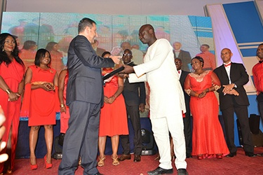 Vodafone Ghana wins two CIMG awards