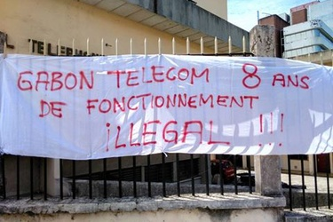 Gabon Telecom, union showdown far from over
